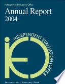 Ieo Annual Report 2004 Epub