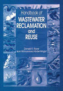 Pdf Handbook of Wastewater Reclamation and Reuse