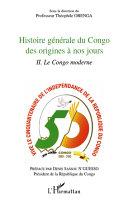 Histoire générale du Congo des origines à nos jours (tome 2) Book