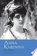 The Originals  Anna Karenina Book
