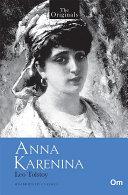 The Originals: Anna Karenina Pdf/ePub eBook