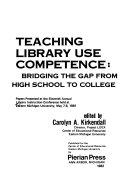 Teaching Library Use Competence