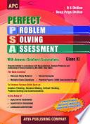 APC Perfect PSA  Problem Solving Assessment  for Class 11   Arya Publications