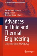 Advances in Fluid and Thermal Engineering Book