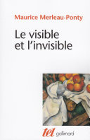 Le Visible et l'Invisible / Notes de travail [Pdf/ePub] eBook