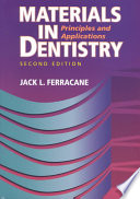 Materials In Dentistry Book PDF