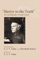 """""""Martyr to the Truth"""" Pdf/ePub eBook"""