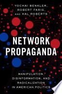 Network Propaganda Book