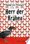 Herr der Krähen  : Roman