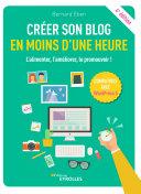 Pdf Créer son blog en moins d'une heure Telecharger