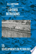 Layered Intrusions Book