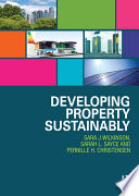 Developing Property Sustainably Book PDF