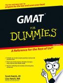 GMAT For Dummies