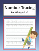 Number Tracing for Kids Ages 3 5