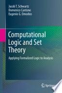 Computational Logic and Set Theory