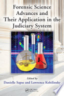 Forensic Science Advances And Their Application In The Judiciary System Book PDF