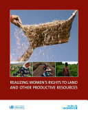 Realizing Women  s Rights to Land and other Productive Resources