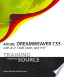 Adobe Dreamweaver CS3 with ASP, ColdFusion, and PHP