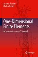 One-Dimensional Finite Elements