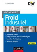 Pdf Aide-mémoire - Froid industriel - 4e éd Telecharger