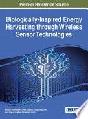 Biologically Inspired Energy Harvesting through Wireless Sensor Technologies Book