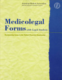 Medicolegal Forms with Legal Analysis