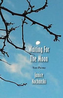 Waiting for the Moon  New Poems Book