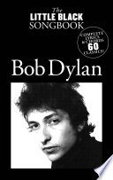 The Little Black Songbook  Bob Dylan