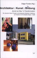 Architektur - Kunst - Bildung