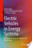 Electric Vehicles in Energy Systems