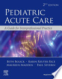 Pediatric Acute Care E Book