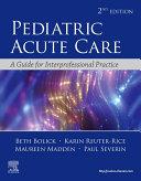 Pediatric Acute Care E Book