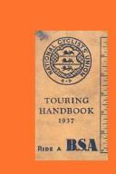National Cyclists  Union Touring Handbook 1937