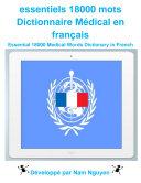 Pdf essentiels 18000 mots Dictionnaire Médical en français Telecharger