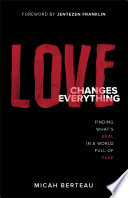 Love Changes Everything Book PDF
