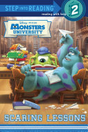Scaring Lessons Disney Pixar Monsters University