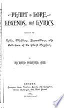 Plant Lore  Legends  and Lyrics
