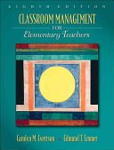 Classroom Management for Elementary Teachers Book