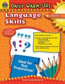 Language Skills, Grade 3