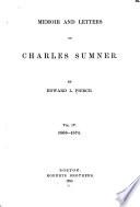 Memoir and Letters of Charles Sumner Book PDF