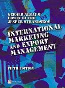 International Marketing and Export Management - Gerald S. Albaum ...