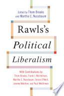 Rawls's Political Liberalism