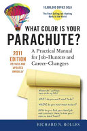 What Color Is Your Parachute? 2011