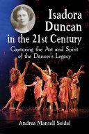 Isadora Duncan in the 21st Century Pdf/ePub eBook