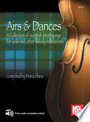 Airs and Dances Book