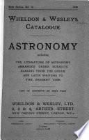 Wheldon & Wesley's Catalogue