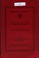 Publications from the Harvard Graduate School of Engineering