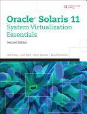 Pdf Oracle Solaris 11 System Virtualization Essentials Telecharger