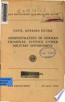 Civil Affairs Guide