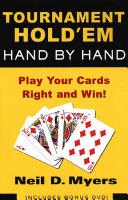 Tournament Hold 'em Hand By Hand: ebook